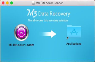 Install and Launch M3 Mac Bitlocker Loader