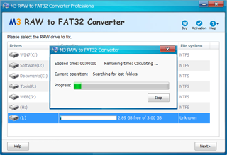 how to fix raw drive without recovery software