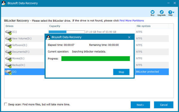 How to use M3 Data Recovery