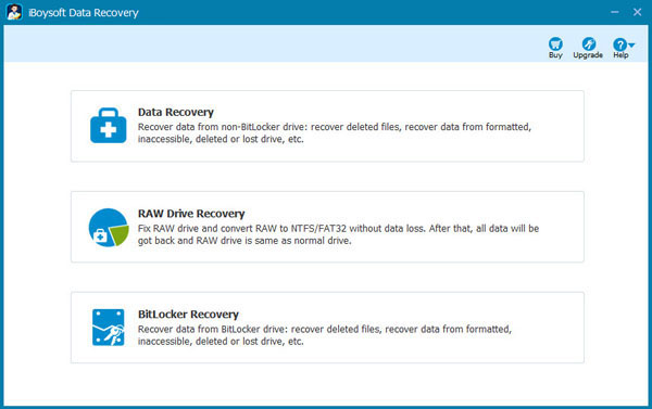 Free RAW external hard drive data recovery software