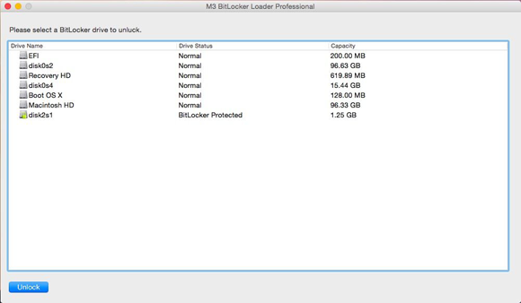 Bitlocker Linux - M3 Bitlocker Loader for Linux