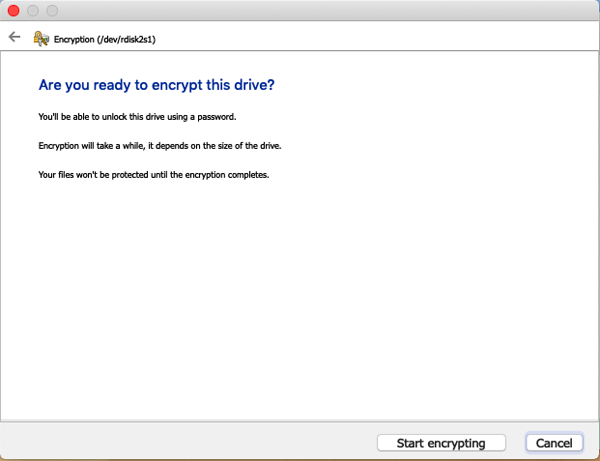 Solved] How to open Bitlocker encrypted USB drive on Mac?