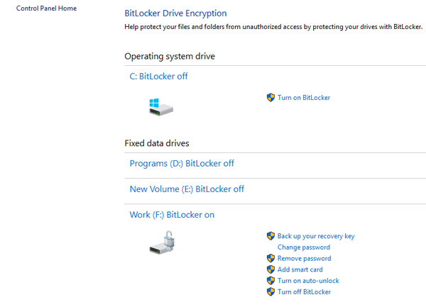 Solved] How to remove Bitlocker encryption from USB drive